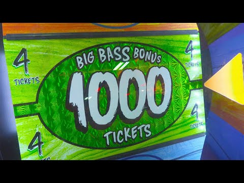 HOW TO WIN THE BIG ARCADE JACKPOT!