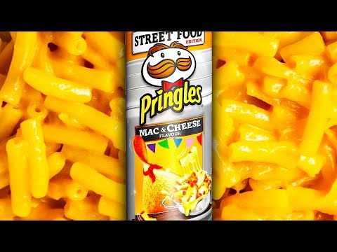 Brother Wease - Guess Pringles' New Flavor And Win $10,000