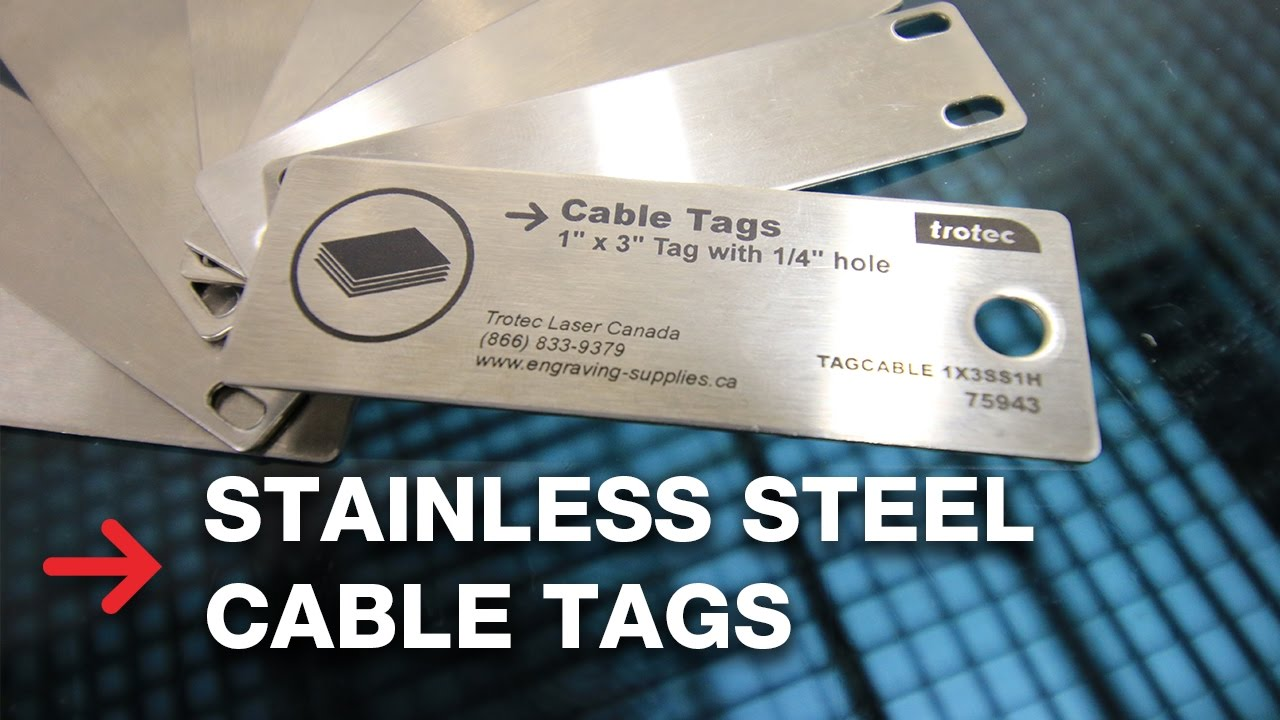how to remove laser etching from stainless steel