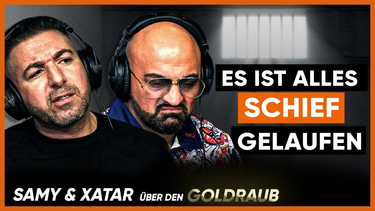 Xatar & Samy im Interview: Der spektakuläre Goldraub aus 2 Perspektiven | THROWBACK