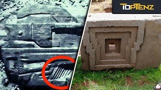 Top 10 Discoveries - Top 10 Archaeological DISCOVERIES We STILL Don't Understand
