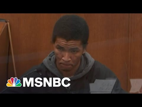 Chauvin Trial Witness Expresses Regret Over Counterfeit Bill | MSNBC