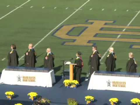 Grand Haven High School Commencement Ceremony