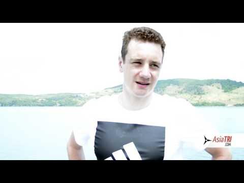 Super League Triathlon: Alistair Brownlee Interview
