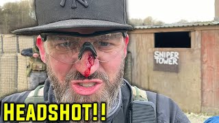 They really HATE this airsoft SNIPER!!! #Shorts