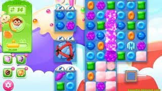 Candy Crush Jelly Saga Level 1442 (No boosters)