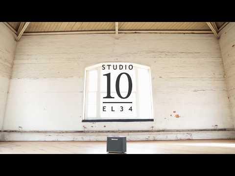 Studio 10  EL34 demo | Blackstar