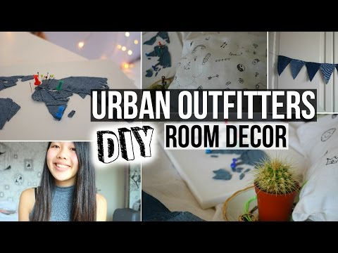 DIY Urban Outfitters Inspired Room Decor