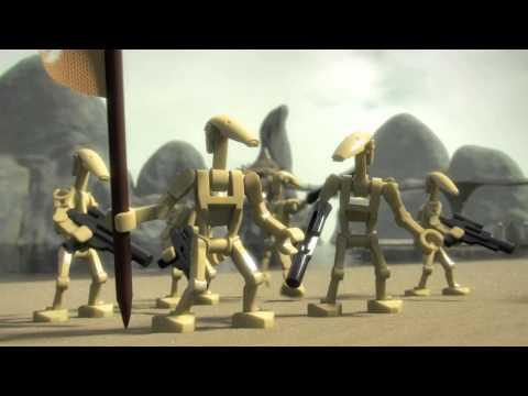 Лего звездные войны мультфильм на русском лего