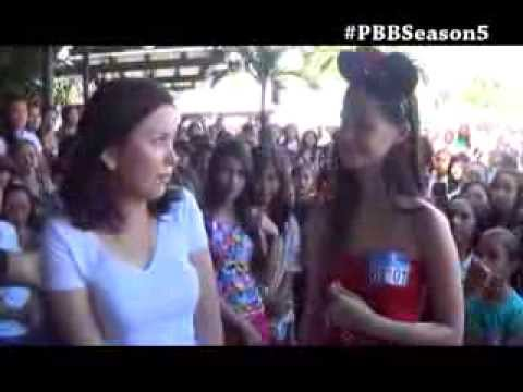 Pinoy Big Brother Teen Edition 5 Audition with Ex-Teen Housemate Beauty Gonzales