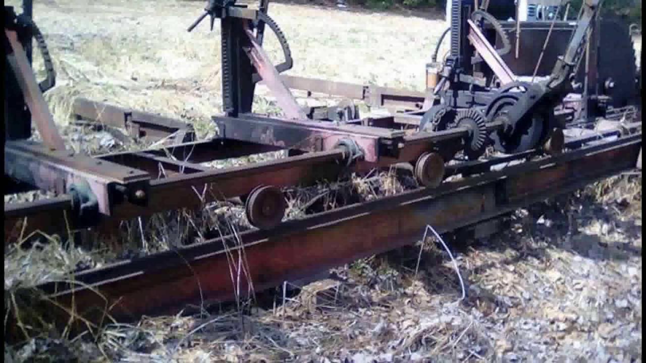 Meadows Sawmill Video