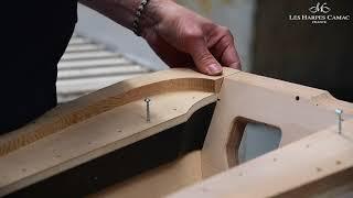 La Minute Camac : L'architecture du son - 60 Seconds with Camac Harps: sonic architecture