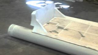 Catamaran PVC Homemade