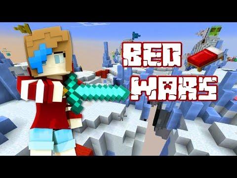 MINECRAFT MONDAY EP187 | BED WARS! | RADIOJH GAMES & GAMER CHAD