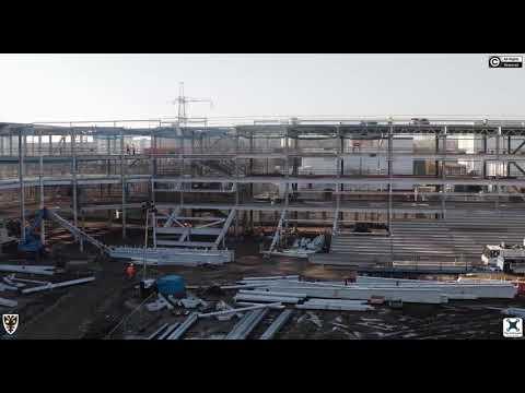 AFCW Stadium - January 2020