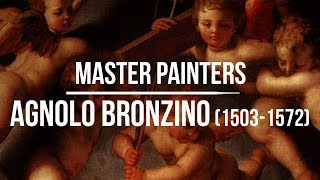 Agnolo Bronzino (1503-1572) A collection of paintings 4K Ultra HD Silent slideshow