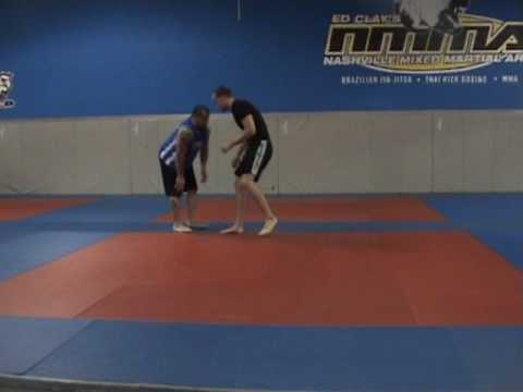 Sam Lawson comes to Nashville MMA to challenge the top Instructor