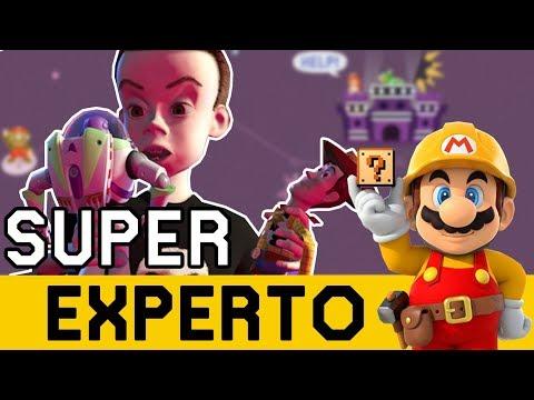 PREMIO DOBLE !!! 😆 - SUPER EXPERTO NO SKIP | Super Mario Maker - ZetaSSJ