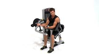 TRUE Force Biceps - Triceps