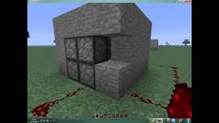 מיינקראפט איך לבנות חדר סודי