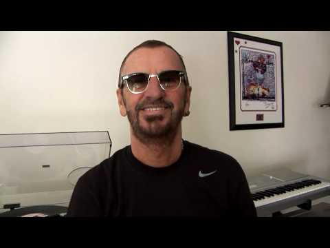 "Ringo Starr ""Walk With You"" release Update"