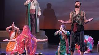 Brahma chorus, The Pearl Fishers, Opera in Williamsburg Virginia, live performance September 8 2019 YouTube Videos