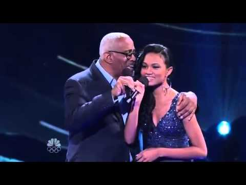 America's Got Talent 2012 - Shanice and Maurice Hayes Quarterfinal [Full]