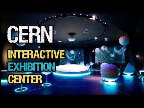 CERN New Interactive Exhibition Center