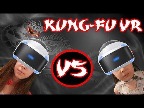Kung Fu VR (SHORT FILM)