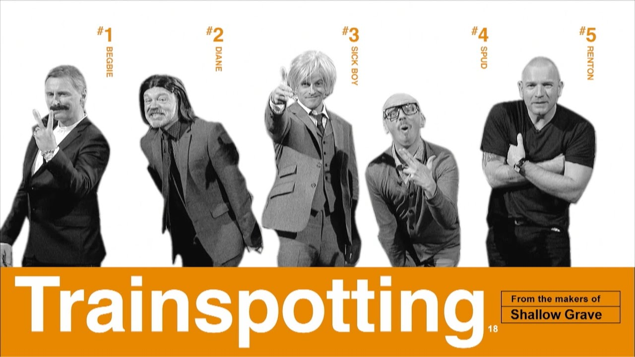 Image Result For Watch Trainspotting