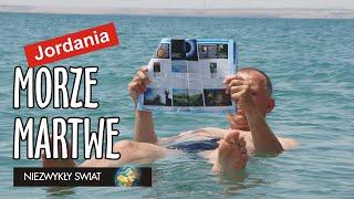 Niezwykly Swiat - Jordania - Kąpiel w Morzu Martwym
