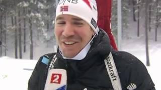 Шутки в камеру от участников гонки чемпионов - 2012
