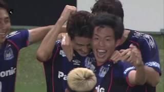 2018年7月28日(土)に行われた明治安田生命J1リーグ 第18節 G大阪vs...