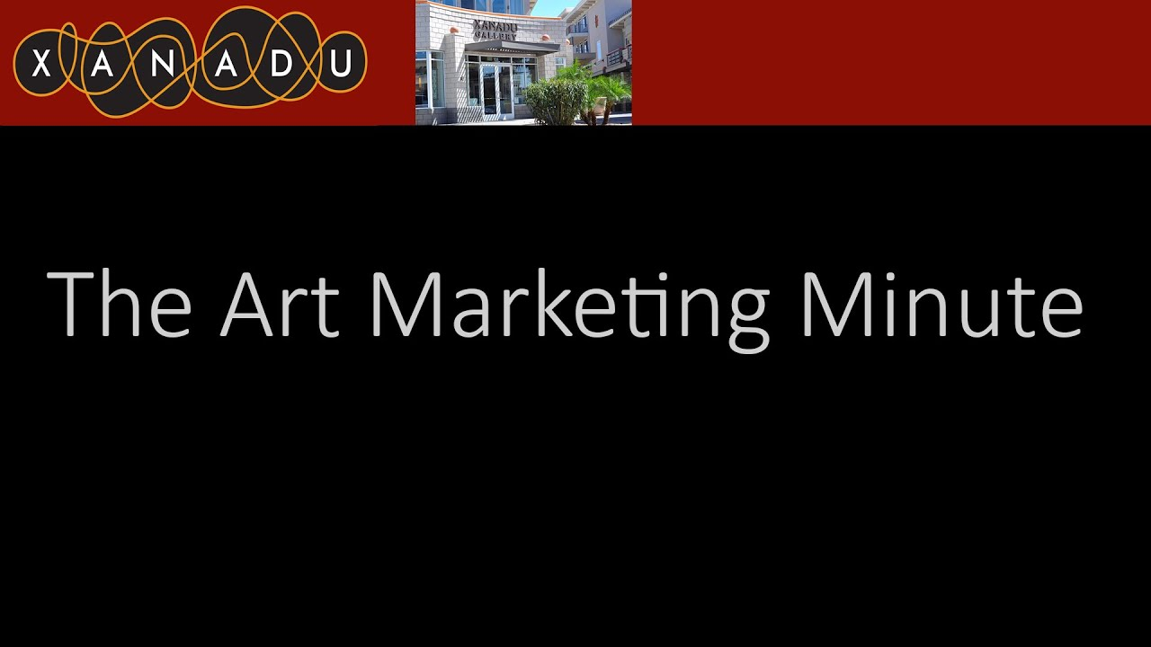 Xanadu Art Marketing Minute Creating Compelling Titles
