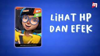 BoBoiBoy Galaxy Card - Theme Song (Lyric Video)