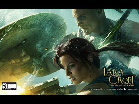 Lara Croft and the Guardian of Light Trailer [HD]