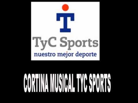 CORTINA MUSICAL TYC SPORTS