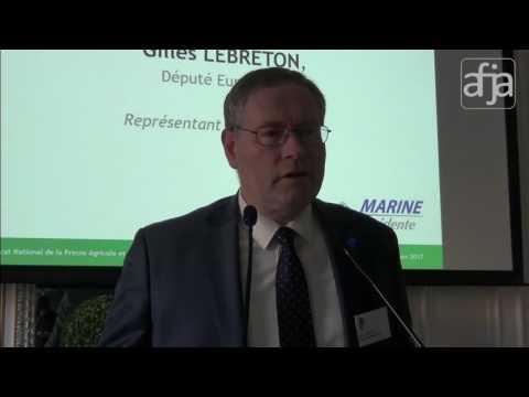 Présidentielles 2017 : projet agricole et alimentaire de Marine Le Pen (Front National)