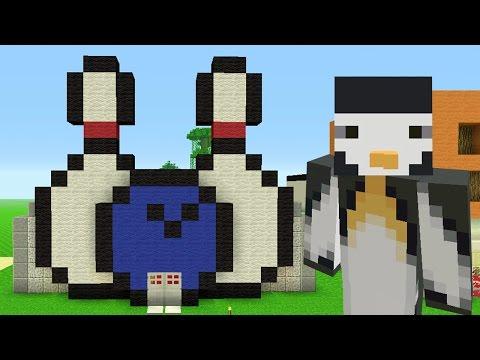 Minecraft Xbox: Bowling Alley [259]