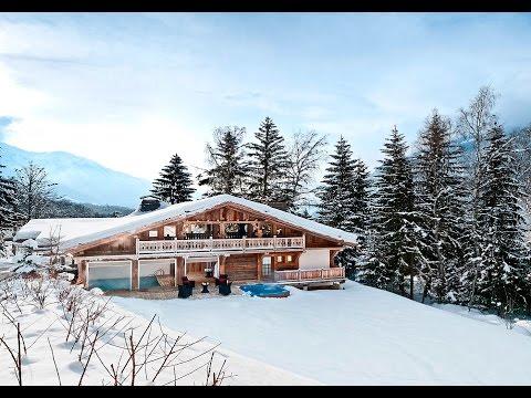 Chalet Baloo - Luxury Winter Chalet Chamonix, France