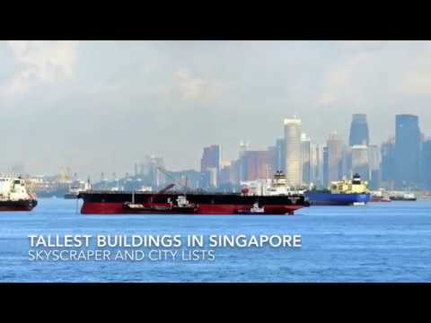 Top 5 Tallest Buildings in Singapore