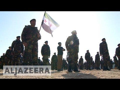 SY Syria's War: Turkish-backed FSA Advance Near Afrin
