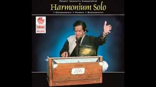 Raag Marwa - Harmonium Solo by Pandit Vasanth Kanakapur ( Carnatic Instrumental )