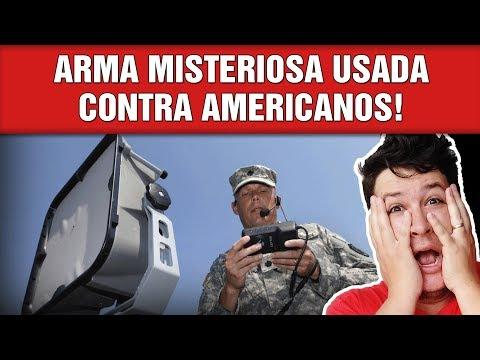 O Caso dos Americanos Atacados com Armas Sônicas em Cuba (#559 - N. Assombradas)