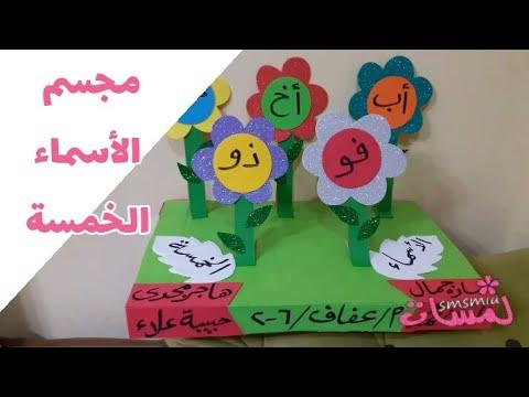 افكار اعمال عن اللغه العربيه 7