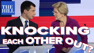 Gambar cover Hill Reporter: Could Warren and Pete knock each other out?