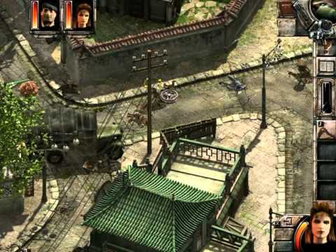 let's play Commandos 2 Men of Courage part 44 a bad driver??? |
