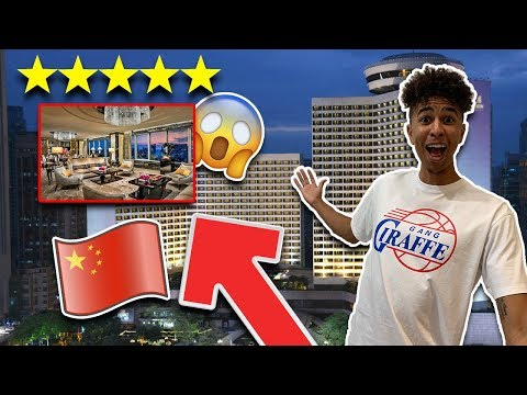 My INSANE 5-Star Hotel Experience in China