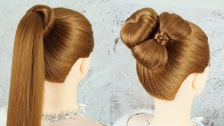 Cute Easy Hairstyles For Weddings New Bun Hairstyle Simple Updo Party Hairstyles