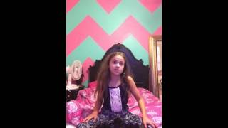 Download Amazing 11 year old sings karaoke girl crush MP3 song and Music Video